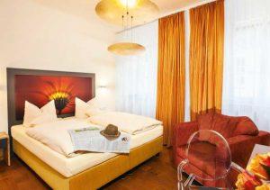 Hotel Münchner Hof Dopplezimmer Komfort Plus