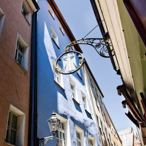 Dependance Blauer Turm Regensburg
