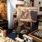 AltstadtQuartier Schachladen Auslagen