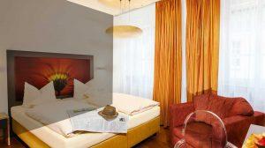 Hotel Münchner Hof Regensbug Zimmer