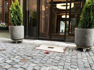 Hotel Münchner Hof Anfahrt