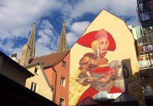 AltstadtQuartier Münchner Hof Die schöne Regensburgerin